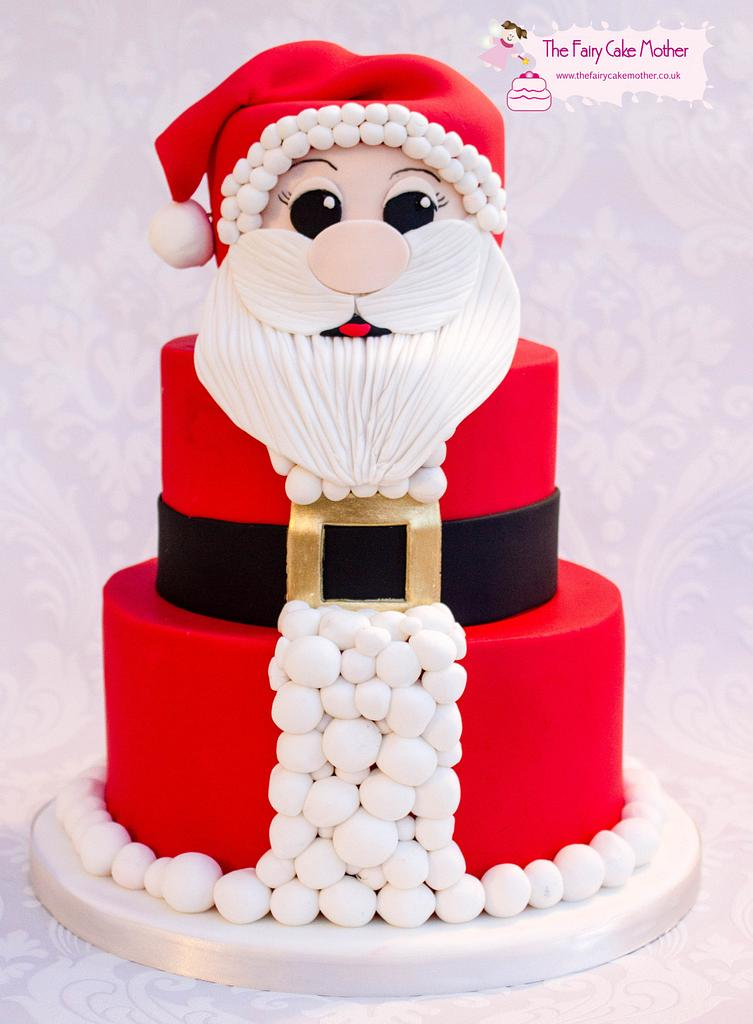 Santa! by The Fairy Cake Mother