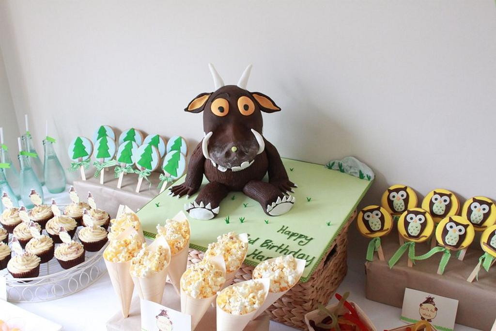 The Gruffalo by Alison Lawson Cakes