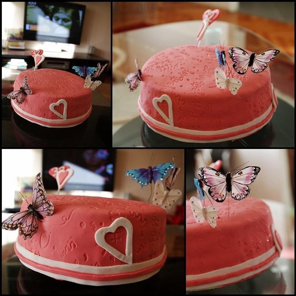 Sprig cake by vikios