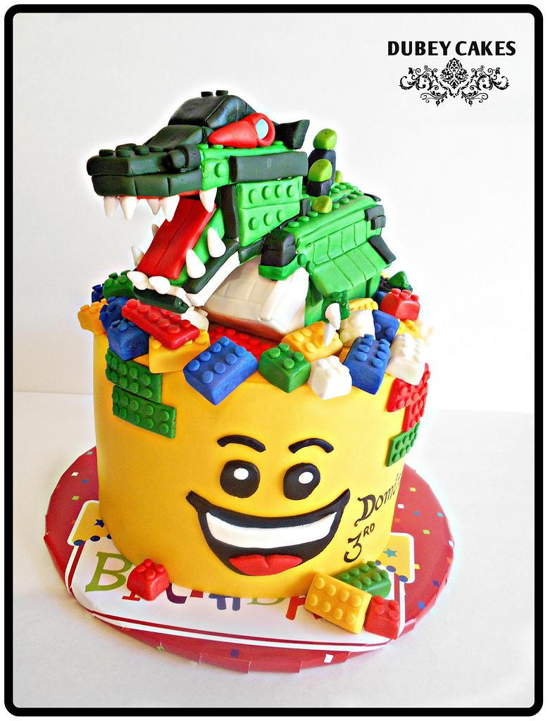 Lego Birthday by Bethann Dubey