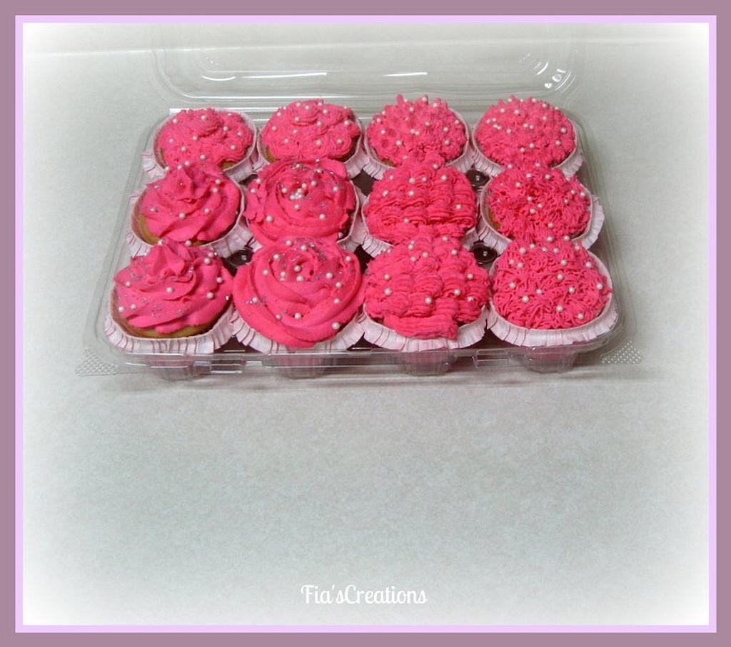 Vanilla Kupcakes by FiasCreations