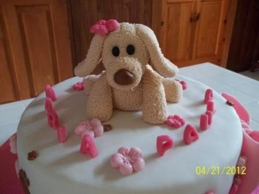 Puppy Birthday by N&N Cakes (Rodette De La O)