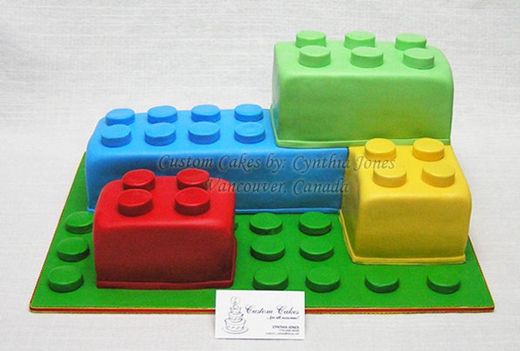 Lego ... by Cynthia Jones