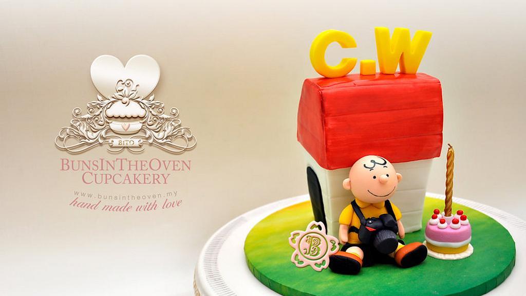 Charlie Brown by Sheryl BITO