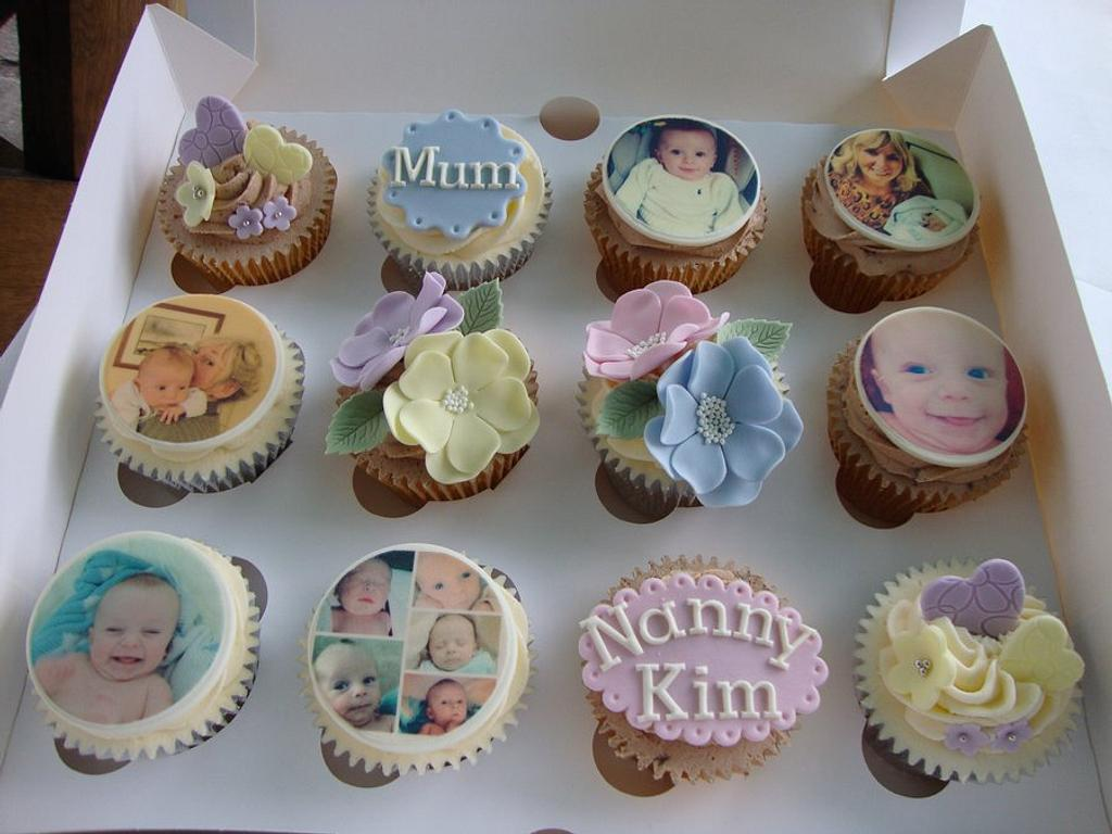 Mother's Day Cupcakes by Sam's Cupcakes
