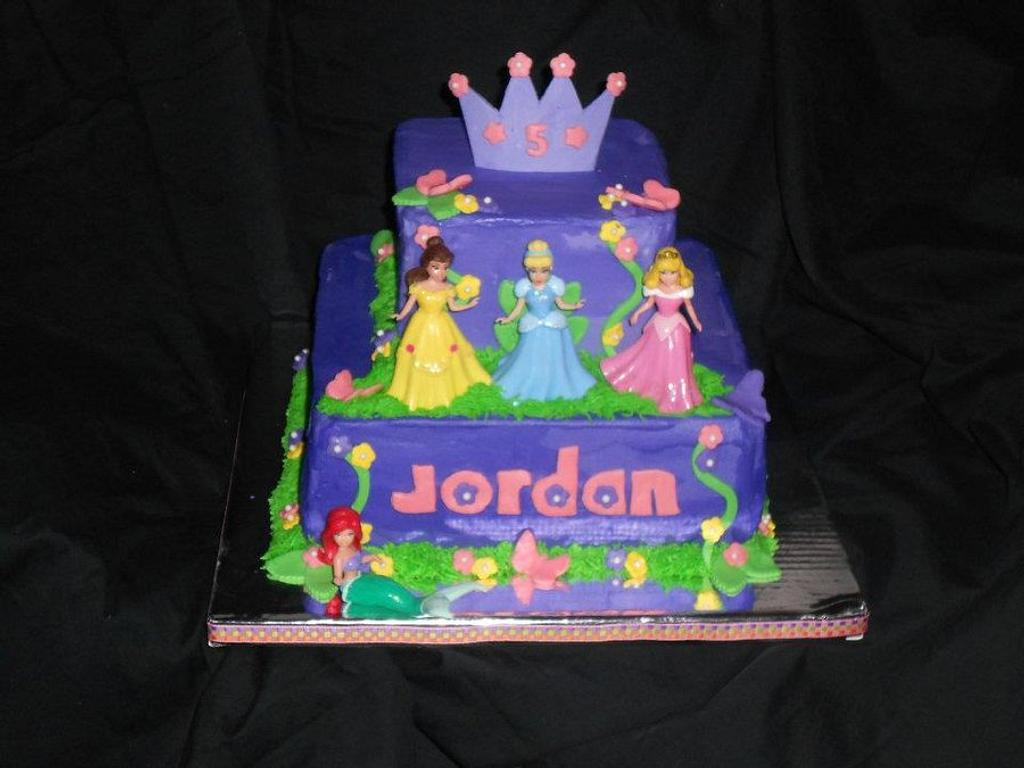 Princess! by Cakes by Kate