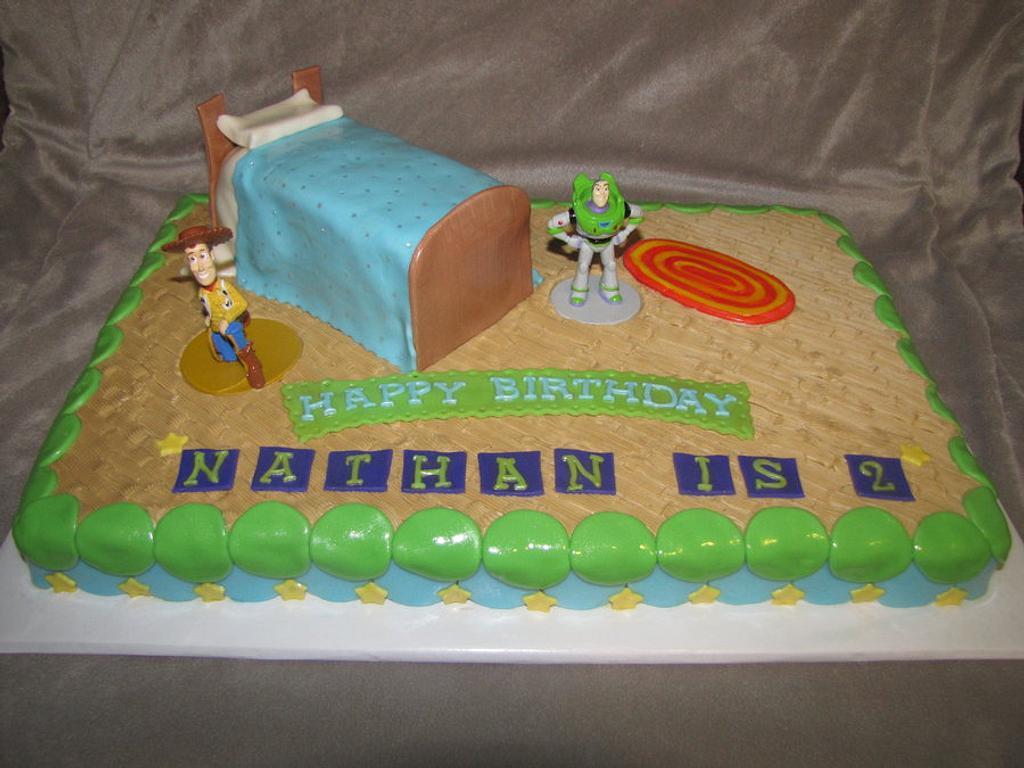 Toy Story Birthday by Tiffany Palmer
