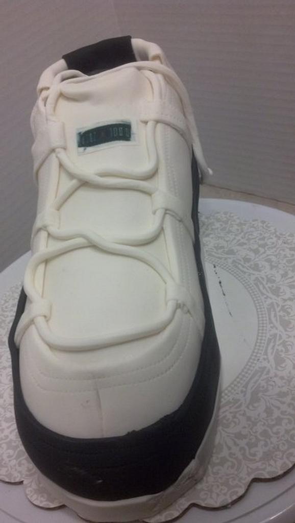 My first sneaker by Reka