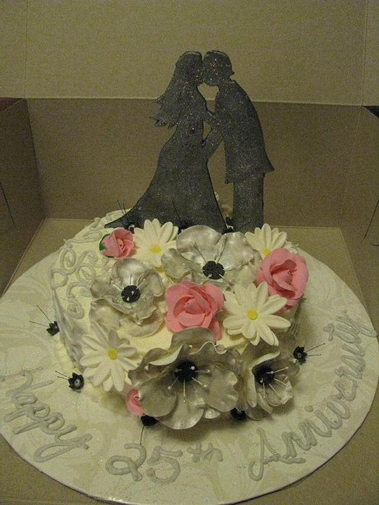 25th Wedding Anniversary by juicybon