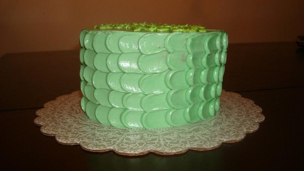 Practice cake by Mikooklin's Cakery