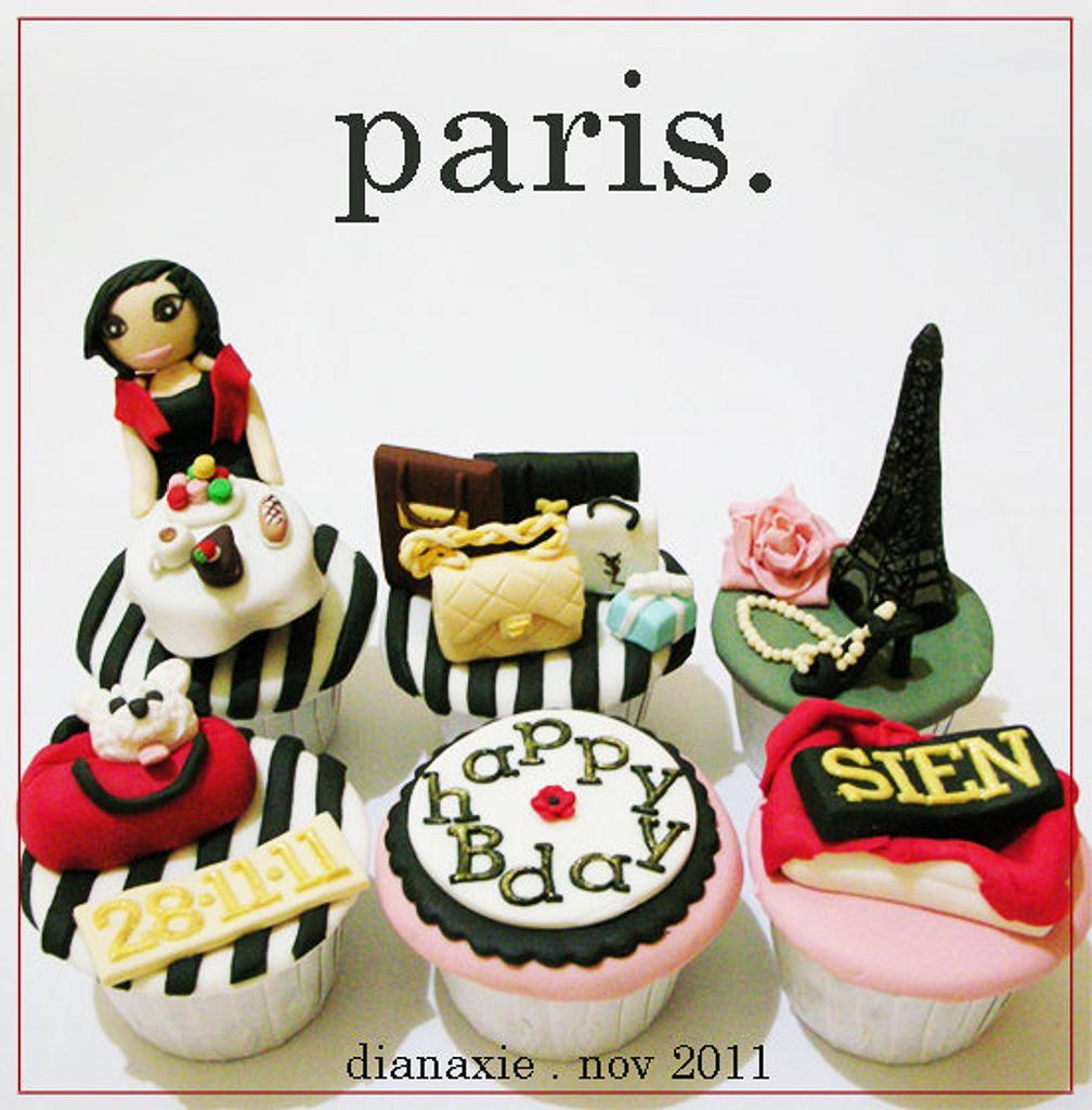 Paris by Diana
