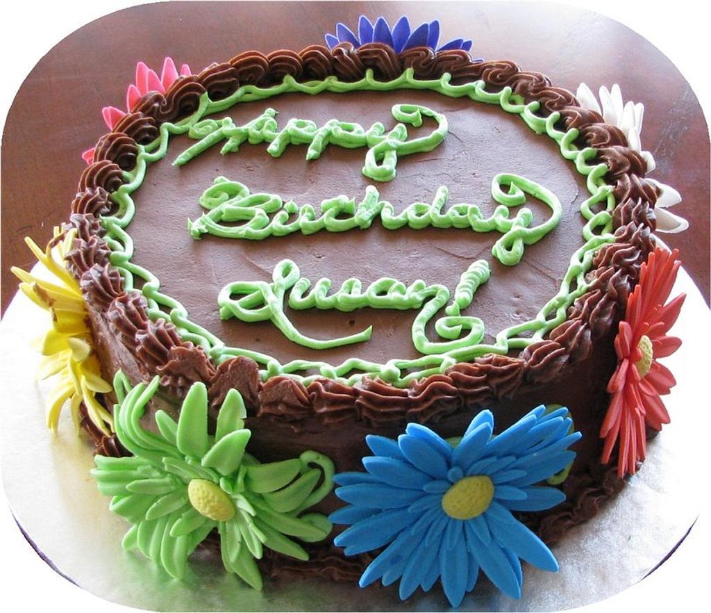 Birthday Cake by Lori Altenbern