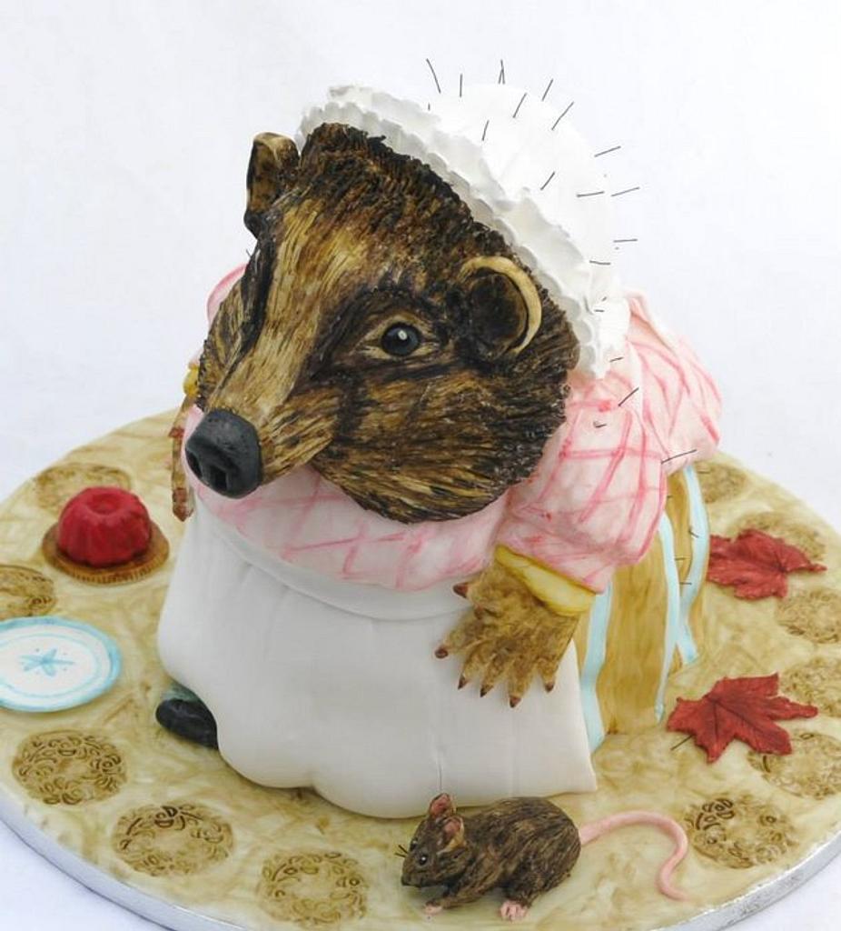 Beatrix Potter by Possum (jules)