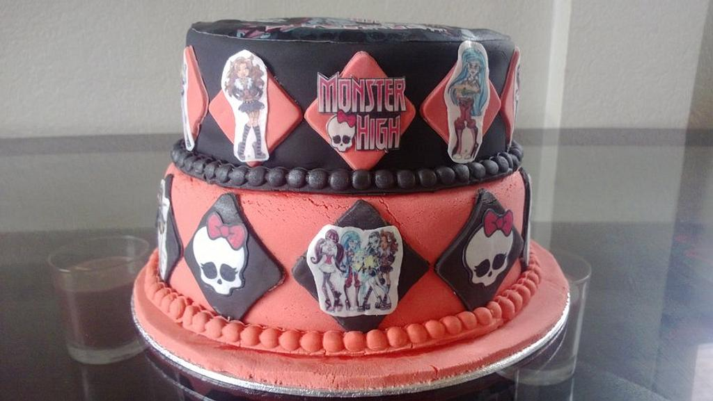 monster high by maggie thompson