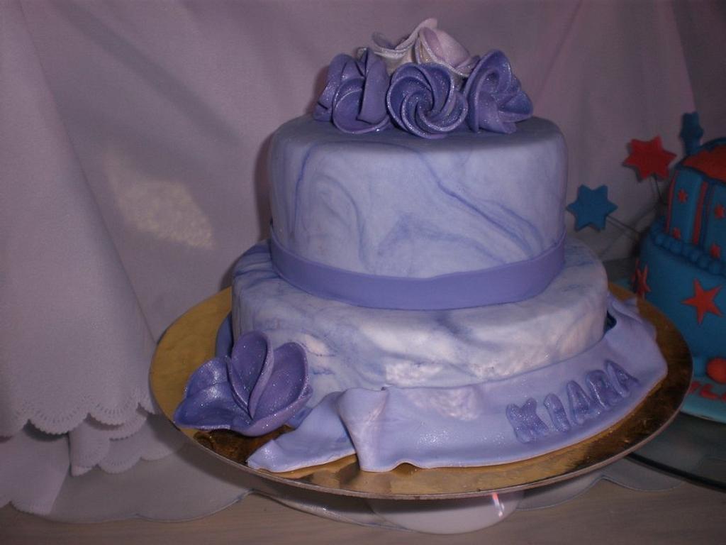 Kiara  by Sugarart Cakes