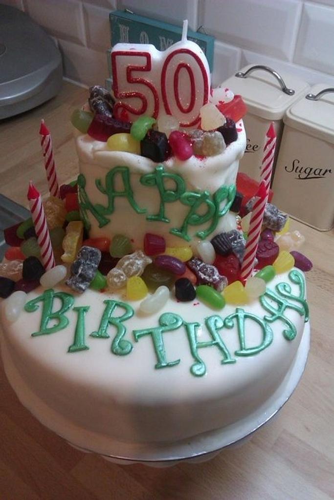 Sweetie cake by Jenna