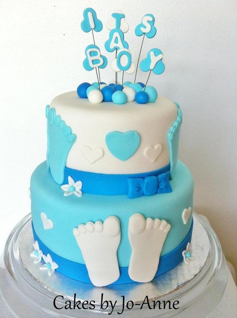 It's A Boy! by Cakes by Jo-Anne