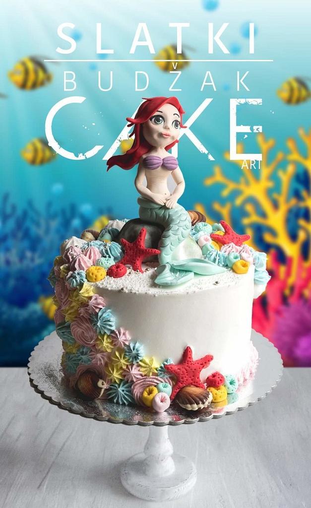 Slatki Budzak cake by Slatki Budzak