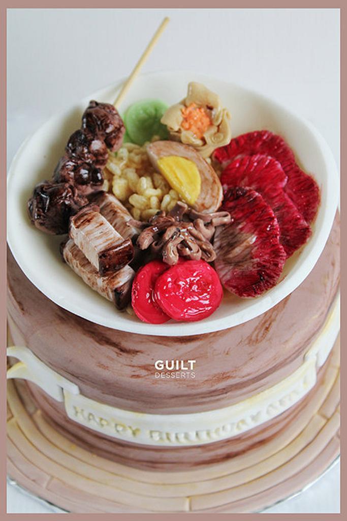 Another Pork Rice Cake by Guilt Desserts