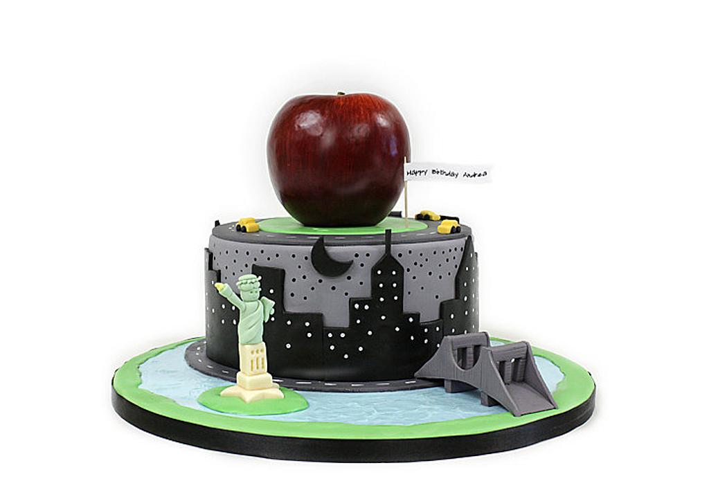 New York Cake by Berliosca Cake Boutique