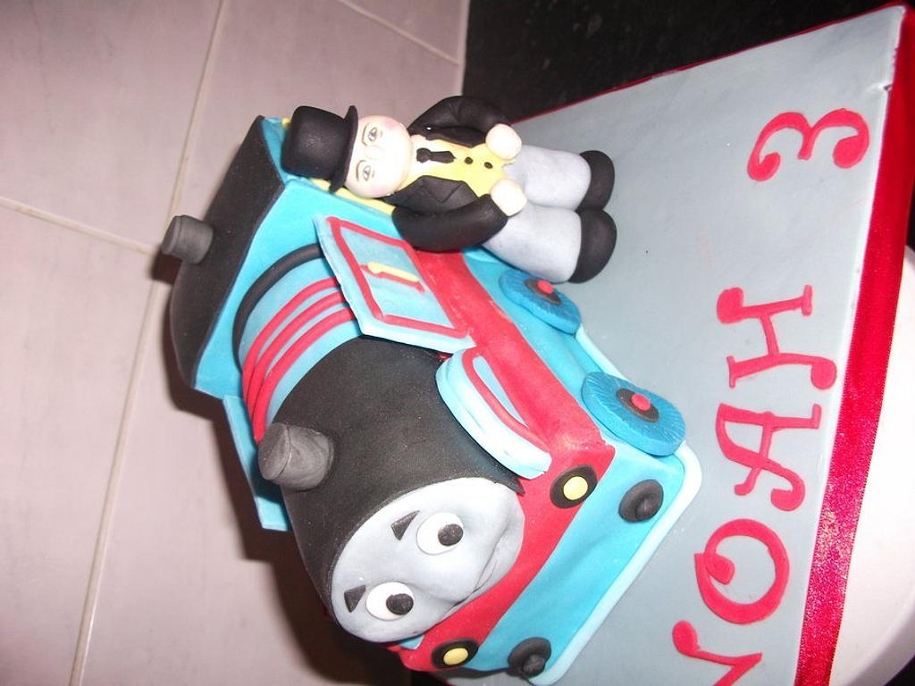 Thomas by jackie1256