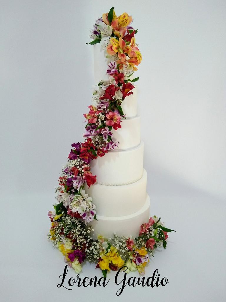 Torta de Boda by Lorena Gaudio