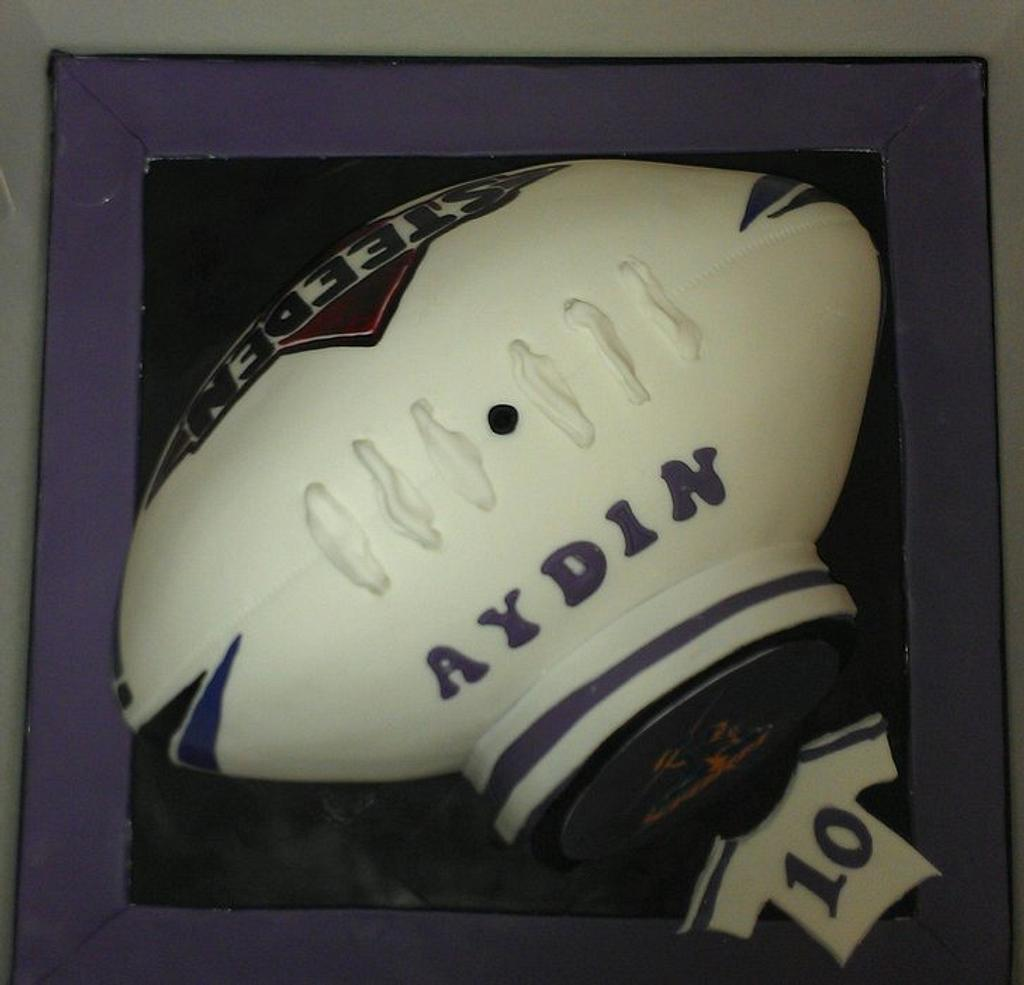 melbourne storm football by jodie baker