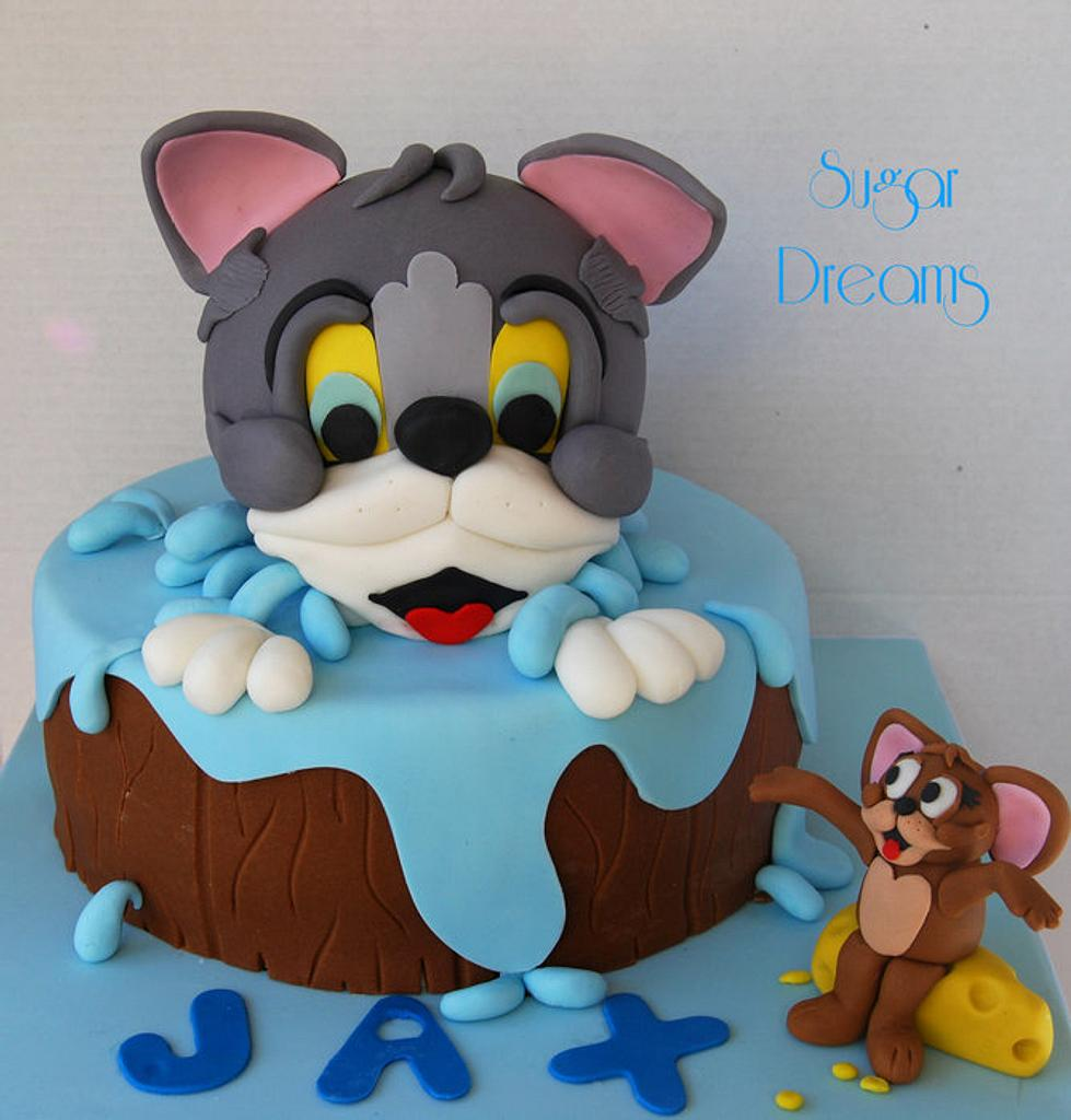 Tom and Jerry  by Sugar dreams