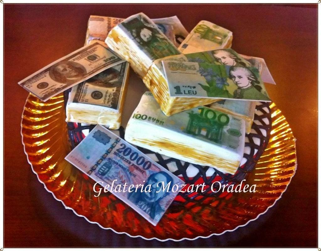 Money  money money .... by Gelateria Mozart
