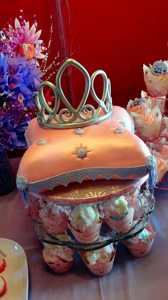 Princess Pillow by Sweet Compositions