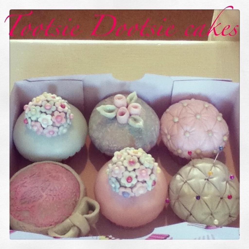 Cupcakes by June purdon