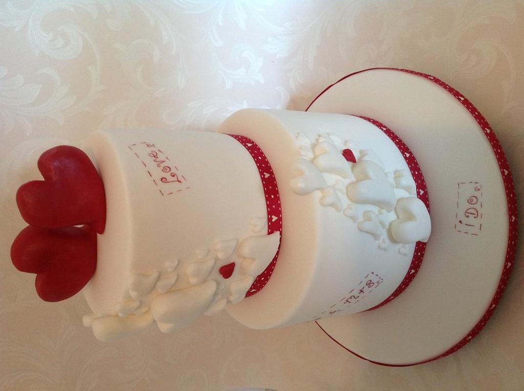 I do cake  by Claire