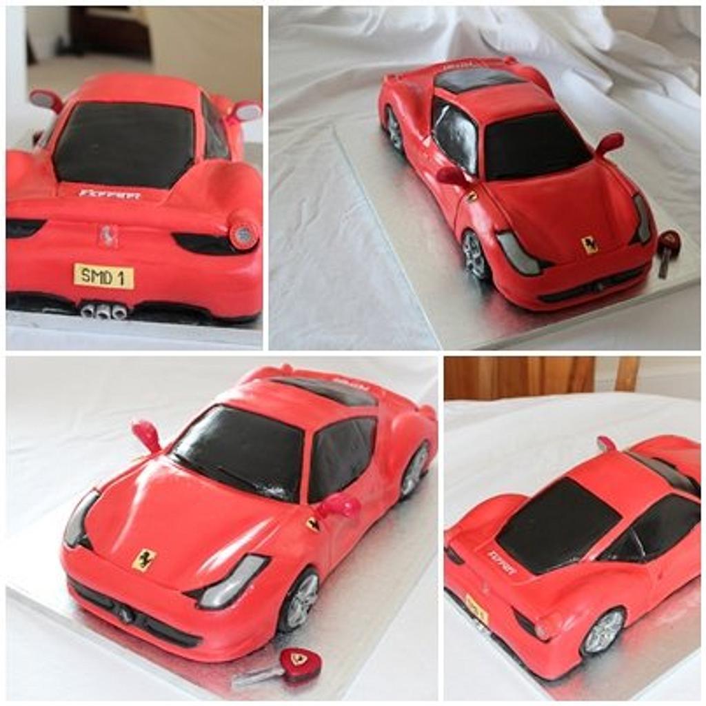 Ferrari by Mrs Millie's