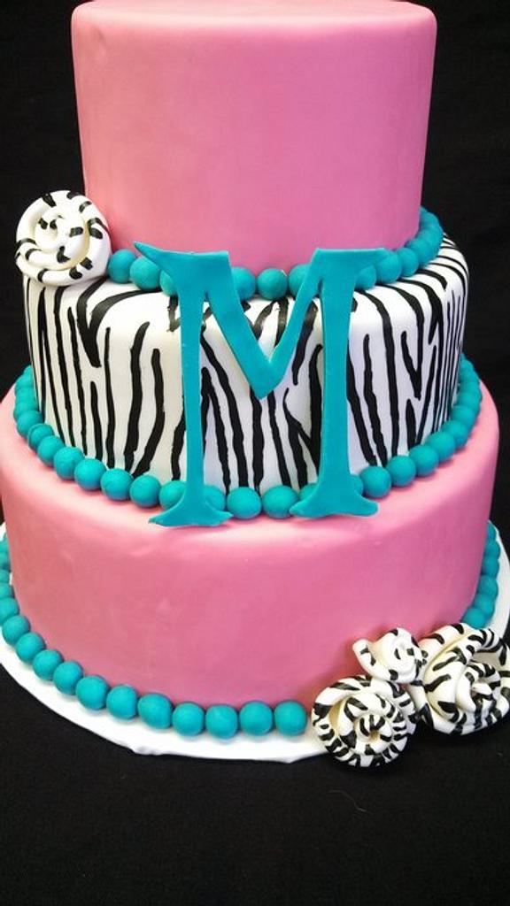 Zebra by Elyse Rosati
