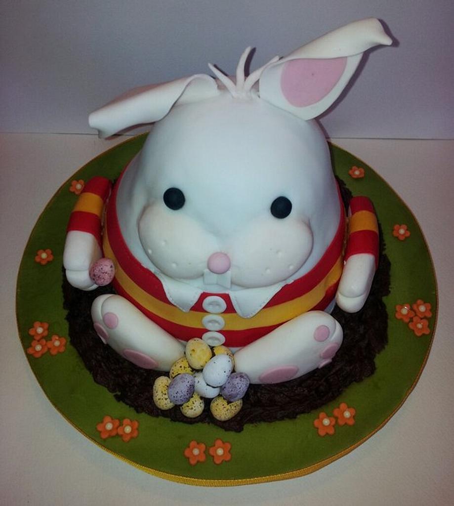 Chubby Bunny by Jan