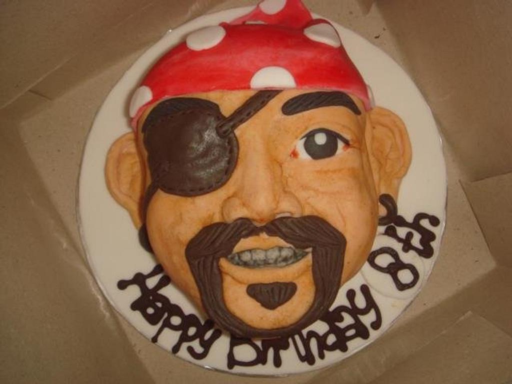 Pirates AyeAYE!! by Marissa's Sugar & Chocolate Art