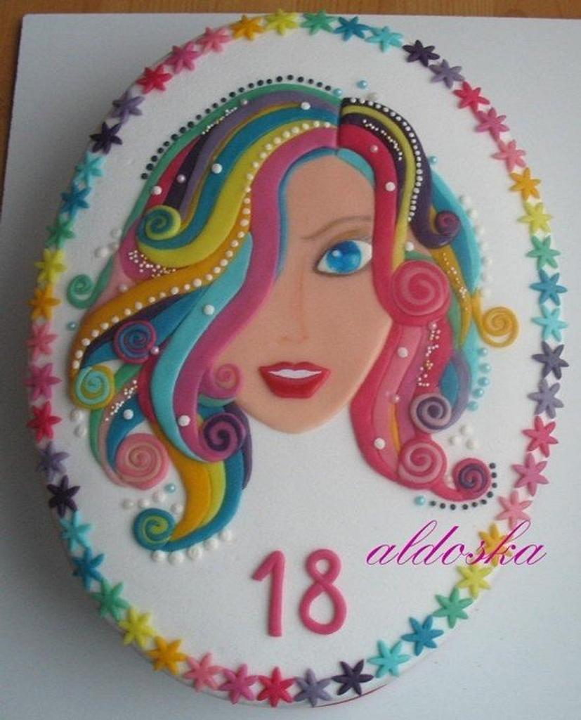 Girl 1 by Alena