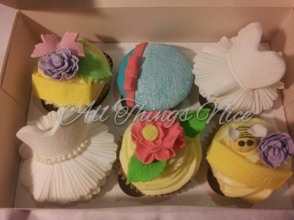 Cupcakes 4 Mum xx by All things nice