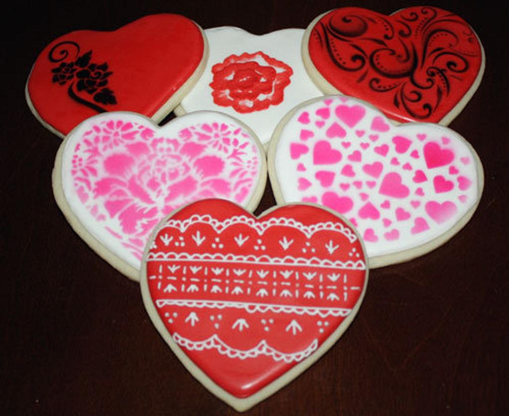 Valentine's Cookies by Prima Cakes and Cookies - Jennifer