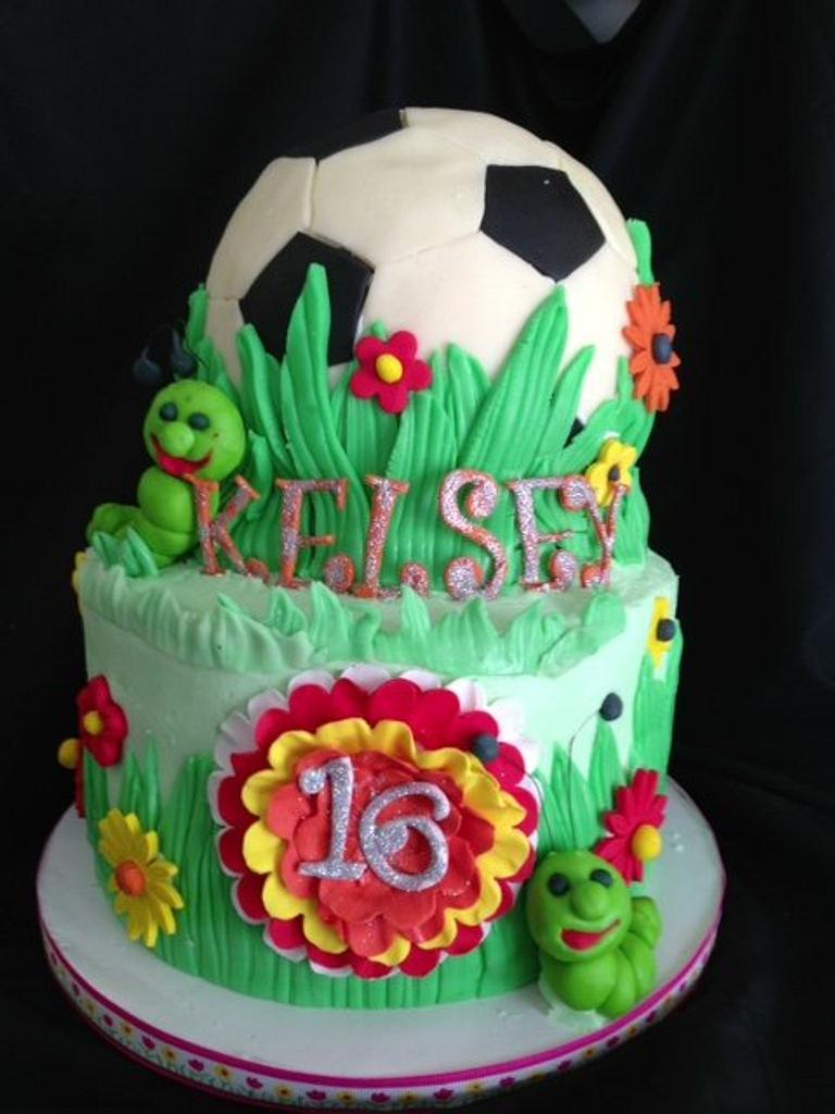 soccer birthday  by monica