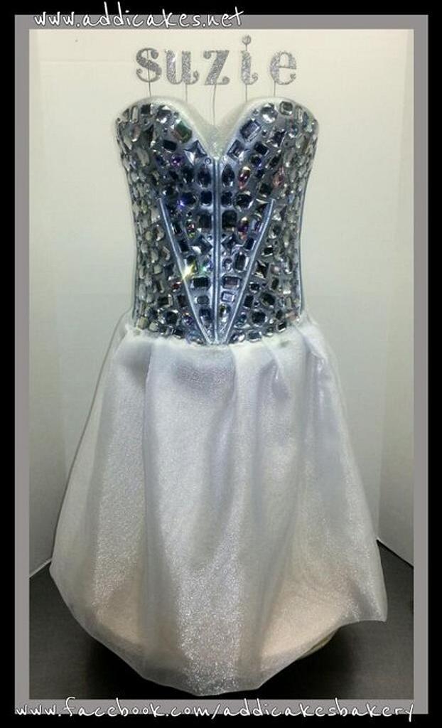 Dress Cake by Jason Schadewalt