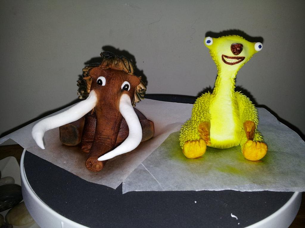 Ice age by Cake Love