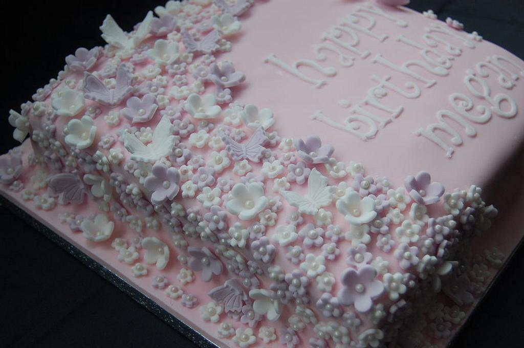 Pretty Pastels by Ruth's Cake House