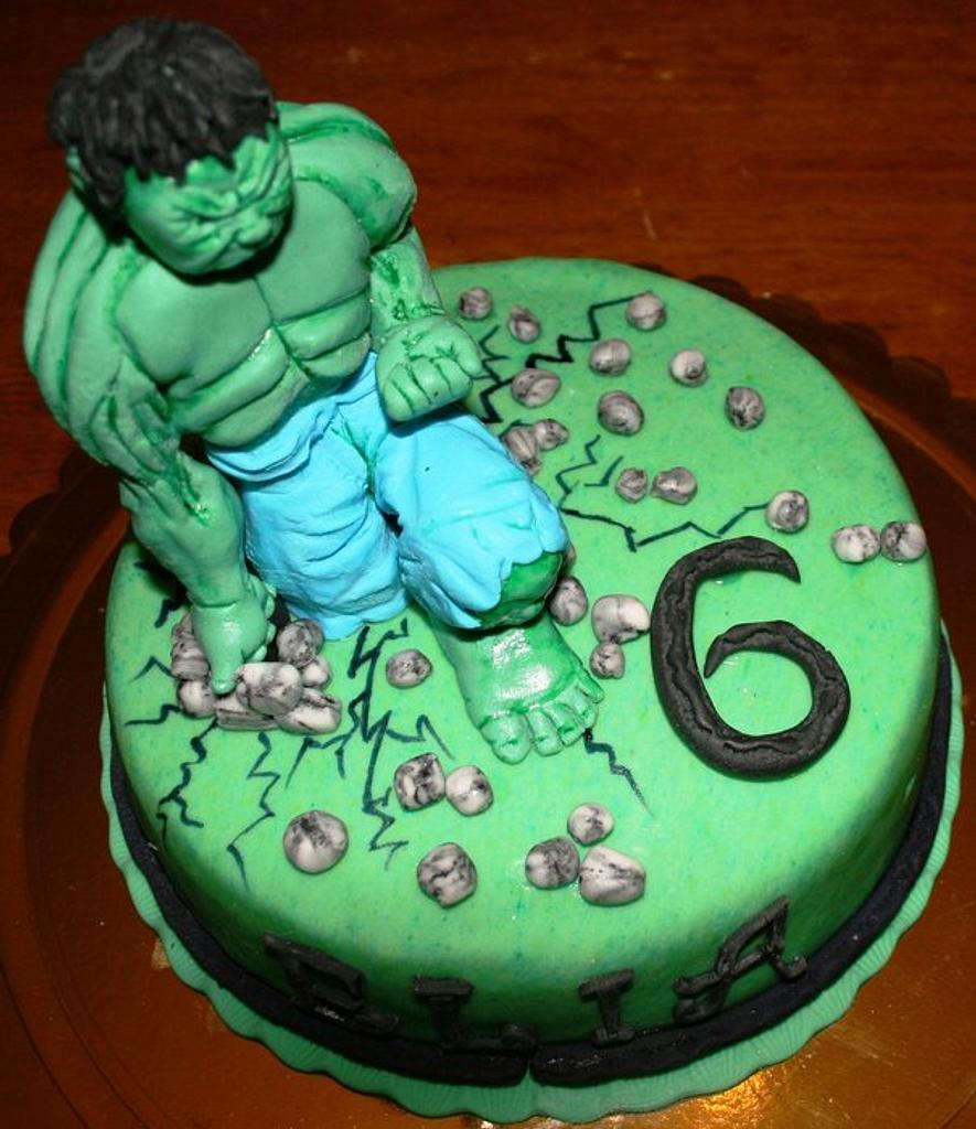 hulk by mimma