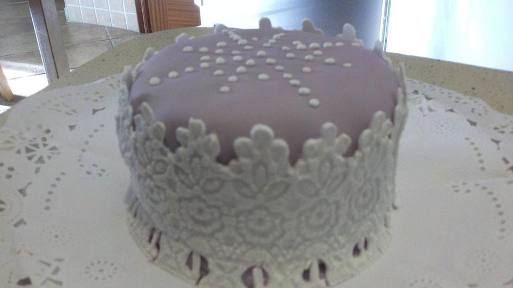 ... by las tartas de Dulcinea Zuccherona