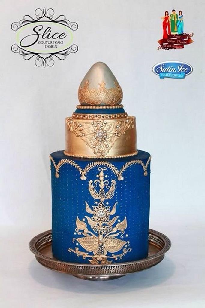 Cobalt Opulence by AmberTopTierAdamson