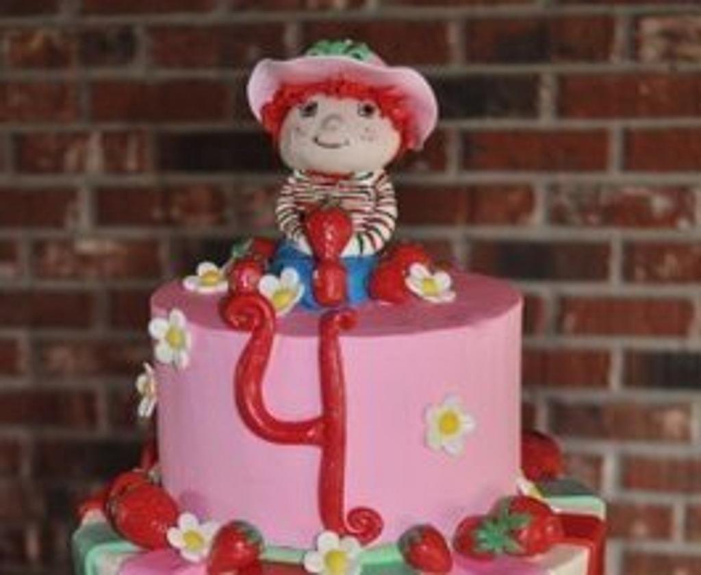 Strawberry Shortcake by Cakewalk