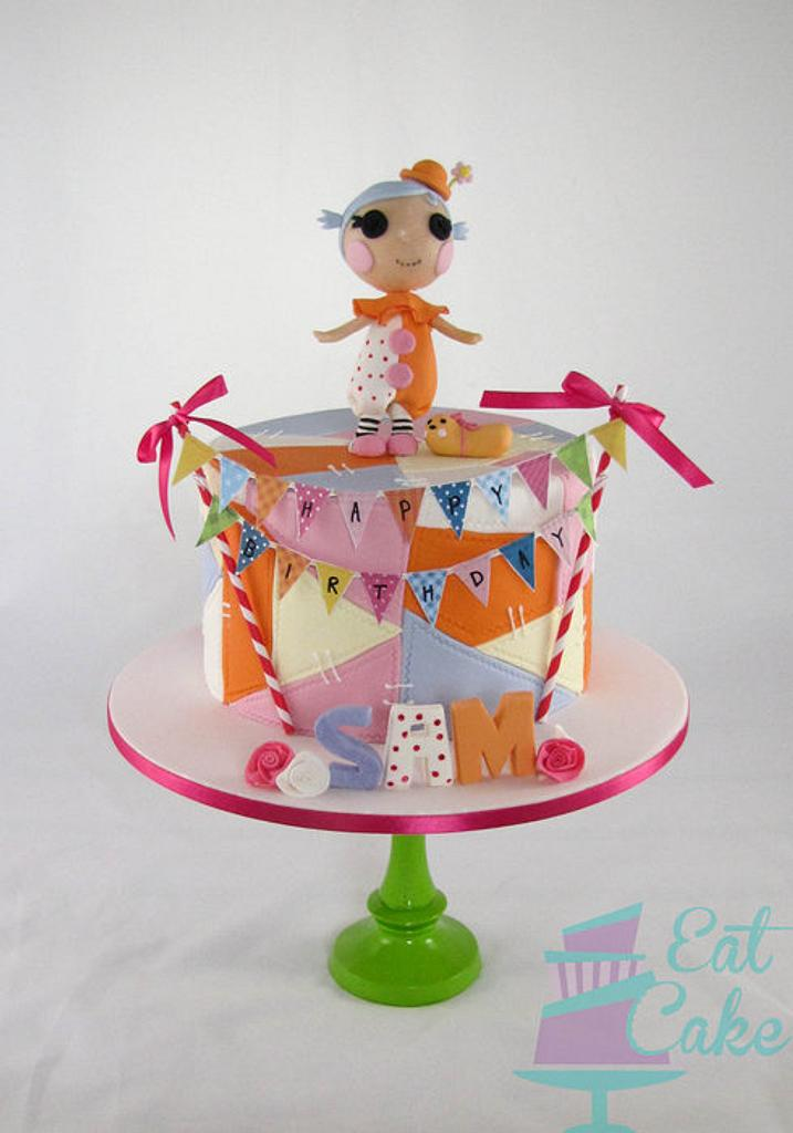 Lalaloopys Littles by Eat Cake