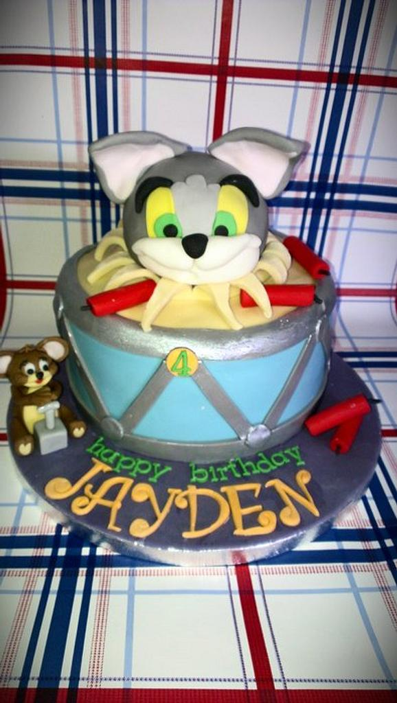 Tom And Jerry by Cakes galore at 24