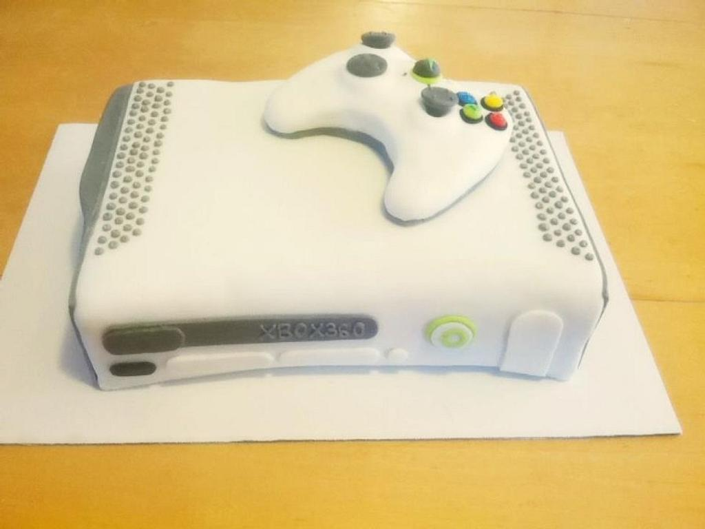 Xbox Cake by Wendy